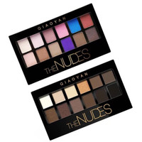 Jual THE NUDES EYESHADOW 12 COLOR Murah