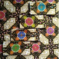 Kain Batik Pekalongan Bk G Series 1 - 2 Bahan Katun Prima Halus