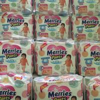 Jual Merries Pants XL 19 / Popok Bayi Premium / Diaper Murah