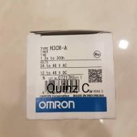 Timer H3CR A 24Vdc kaki 11 H3CRA 24v OMRON ORI