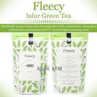 Jual [ greentea ] Fleecy Face n Body Scrub Green Tea - Fleecy GreenTea orig Murah