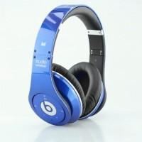 Monster Beats By Dr. Dre Studio Bluetooth Wireless Headphones (Blue)