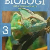 BIOLOGI KELAS 3 SMA ERLANGGA