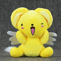 CARDCAPTOR SAKURA KERO LAUGHING PLUSH DOLL 17cm