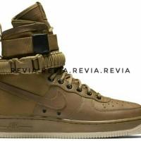 Nike Air Force 1 (Light Brown) Ori Vietnam