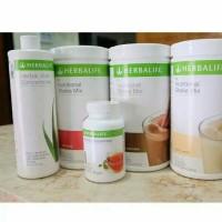 Herbalife-paket komplit diet