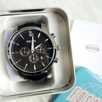 Fossil Watch BQ1279 Leather Black
