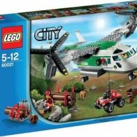 Lego 60021 City : Cargo Heliplane