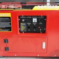 (GOJEK) Generator Set Genset Honda Oshima 5000 Watt OG7500S