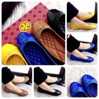 TORY BURCH Jolie Ballerina Flats ||Sepatu Wanita Cantik|Sepatu Import