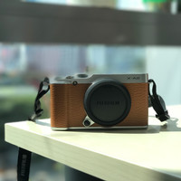 Jual Fujifilm X-A2 Body Only Brown 2nd Bekas 99% Mulus Murah