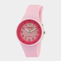 Jual Lorus RRX63DX9 Jam Tangan Anak Cewek Pink Green Original Bergaransi Murah