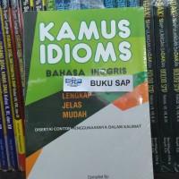 buku KAMUS IDIOM BAHASA INGGRIS