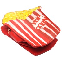 Jual Tas Selempang 3D Cartoon Bag - Model Pop Corn Murah