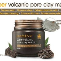 Jual Innisfree Super Volcanic Pore Clay Mask ORIGINAL  Murah