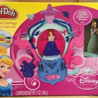 Play Doh Disney Princess Carriage Cinderella - PD 11