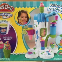 Play Doh Perfect Twist Ice Cream - PD 10