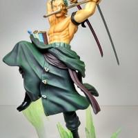 figure zoro attack figure super effect one piece figure kaido bigmom