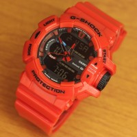 Jam Tangan G-Shock Ga-110 Red Kw Super