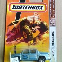 MATCHBOX HONDA RIDGELINE KODE 684