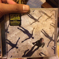 CD IMPORT Muse - Absolution ORIGINAL IMPORT US