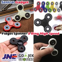 FIDGET SPINNER 3 RING HIGH SPEED | HAND SPINER HIGH QUALITY