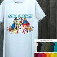 Jual Baju Kaos Wonder Woman Batgirl Supergirl Superhero. Tumblr tee Swag Murah