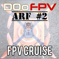 DOoFPV Mini Quadcopter Drone - ARF #2 - FPV Cruise