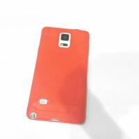 Case Samsung Note 4 soft case berkualitas