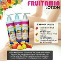 Lotion Fruitamin Whitening