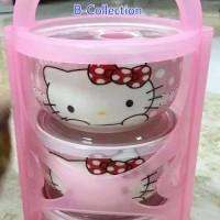Jual Rantang Keramik Hello Kitty Murah