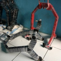 Standar Paddock kotak Universal | CBR 150 / 250, Ninja 150R , DLL