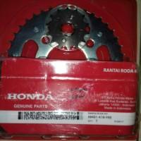 harga Gear Set Honda Megapro Monoshock/verza Original Ahm Tokopedia.com