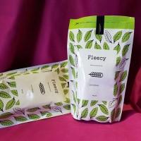Jual Fleecy Face And Body Scrub Varian Green Tea / lulur 200g (Original) Murah