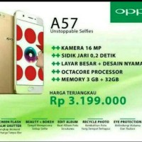 HP OPPO F1s/ Oppo A57 3/32GB 4G LTE NEW [ GOLD DAN BLACK ]