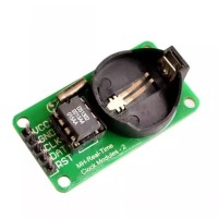 RTC DS1302 Real Time Clock Module for Arduino