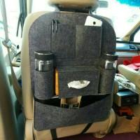 Vichicle Mounted Storage Bag Set