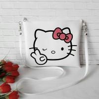 Jual slingbag wanita/slingbag murah/tas wanita murah/SBL hello kitty Murah