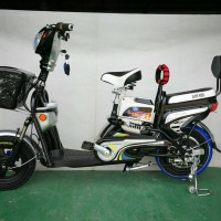 harga Sepeda Listrik E-bike Super Rider Earth Gold Tokopedia.com