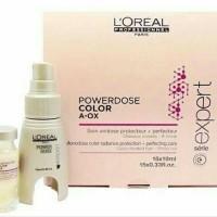 vitamin rambut loreal booster vitamino color powerdose y15ampul