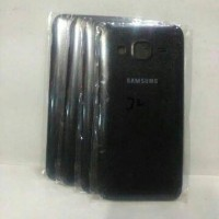 Backdoor Samsung Galaxy J2 Hitam Casing Cover Tutup Belakang Hp