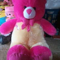 Jual boneka teddy bear jojon jumbo Murah