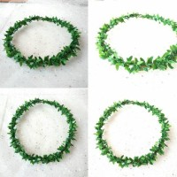 Jual FLower Crown Mahkota Daun Special BY GABRIELL ACCESSORIES Murah