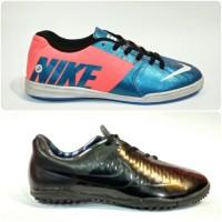 OBRAL !! Sepatu Futsal Nike Dan Adidas Kw Super Murah