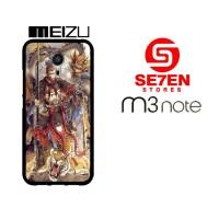 Casing HP MEIZU M3 NOTE gokong Custom Hardcase Cover