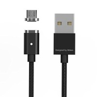 Jual Wsken mini 2 X-cable magnetic charging for MIcroUSB / ANDROID Murah
