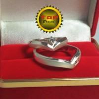 cincin kawin couple perak t2553