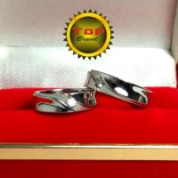cincin kawin couple perak t2541