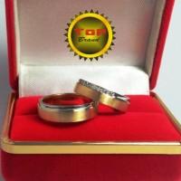 cincin kawin couple perak t2548