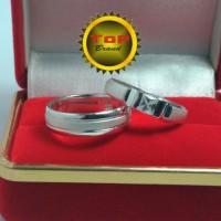 cincin kawin couple perak t2556